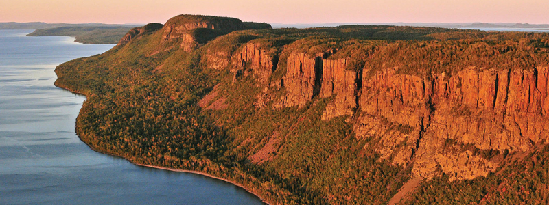 Lake Superior - Sleeping Giant Provincial Park