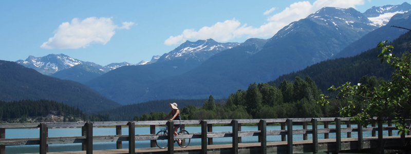 Whistler Valley by Bike