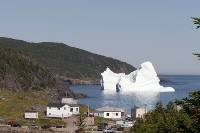 A giant iceberg visits a tiny coastal community |  <i>Newfoundland and Labrador Tourism</i>