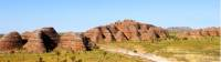 Explore the spectacular beehive domes of the Bungle Bungles |  <i>Holly Van De Beek</i>