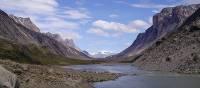 Glacial rivers through Nunavut's Akshayuk Pass | Christian Kimber