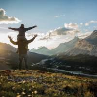 Parker Ridge Trail in Banff, Alberta | Ben Morin