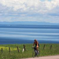 Veloroute des Bleuets in Saguenay-Lac-St-Jean, Quebec   Charles-David Robitaille