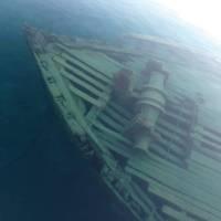 Shipwreck at Fathom Five Marine National Park, Bruce Peninsula   Muffy Davies