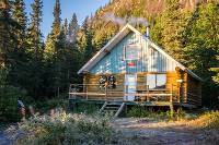Enjoy your first back country night at cozy Squirrel Hut | <i>Leigh McAdam</i>