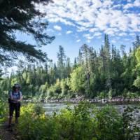 Enjoy serene hiking along the Malbaie River   Leigh McAdam