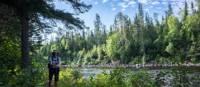 Enjoy serene hiking along the Malbaie River | Leigh McAdam
