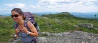 Experience the freedom of backcountry hiking with only a day pack | Pierre Bouchard