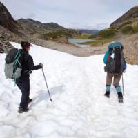 Crossing the Chilkoot Pass   Mark Daffey
