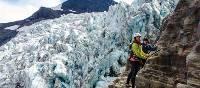 Conrad Glacier via Ferrata | Carl Trescher