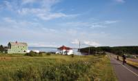 Great cycling along the Gulf Shore Parkway on Northern PEI |  <i>Guy Wilkinson</i>
