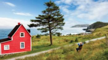 'The Cribbies' on Newfoundland's East Coast Trail | Barrett & MacKay Photo