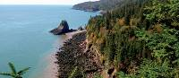 Fundy Coastline from Fundy National Park | Keri May