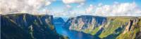 Enjoy a boat ride into Western Brook Fjord |  <i>©Barrett & MacKay Photo</i>