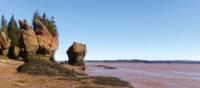 Sea floor walk at Hopewell Rocks | Keri May