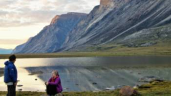Incredible backdrops of Auyuittuq National Park, Nunavut | Louis-Philip Pothier