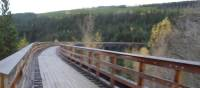 Cycle across Myra Canyon trestle bridges | Annika Rautiola