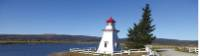 Anderson Hollow Lighthouse, Mary's Point, NB |  <i>Caroline Mongrain</i>