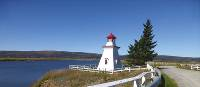 Anderson Hollow Lighthouse, Mary's Point, NB | Caroline Mongrain