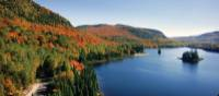 Autumn in Mont-Tremblant | @tourismeLaurentides