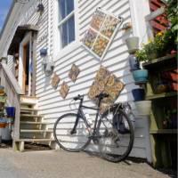 Plenty of arts and crafts shops along Nova Scotia's South Shore