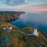 Swallowtail Lighthouse, Grand Manan Island   Tourism New Brunswick