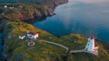 Swallowtail Lighthouse, Grand Manan Island | Tourism New Brunswick