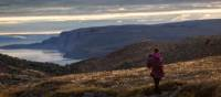 """Gathering"" | Care Kines, Nunavut Tourism"