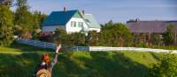 Take an optional visit to Avonlea Village & Green Gable House | ©Tourism PEI / John Sylvester