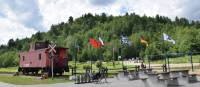 The village-relais of Labelle is a former train station | Nathalie Gauthier