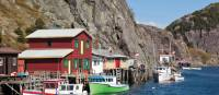 Quidi Vidi is an iconic fishing village, St. John's NL