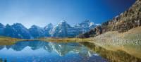 Sentinal Pass hike in the Rockies   Banff Lake Louise Tourism