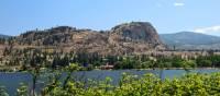 Overlooking Skaha Lake | Nathalie Gauthier
