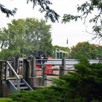 Lockstation on the Rideau Canal | Nathalie Gauthier