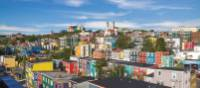 St. John's Colourful City Scenes | ©Barrett & MacKay Photo