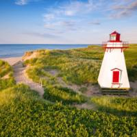 Lighthouse views on Prince Edward Island | Tourism PEI/Sander Meurs