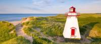 Lighthouse views on Prince Edward Island | Tourism PEI/Sander Meurs