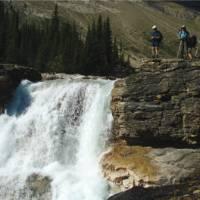 Twin Falls, Yoho National Park