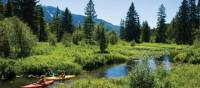Paddling Whistler's River of Golden Dreams | Tourism Whistler/Mike Crane
