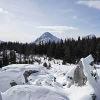 Snowshoe trails in Kananaskis Country, Alberta | Geoff Deman