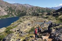 Hikers on the Chilkoot Trail |  <i>Nathalie Gauthier</i>