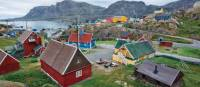 Sisimiut village in West Greenland | Dennis Minty