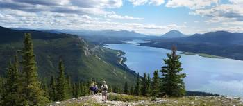 Great day hikes can be found throughout Yukon Territories, Canada | Nature Tours of Yukon