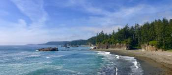 The stunning shoreline of Vancouver Island's West Coast | Patrick Troughton